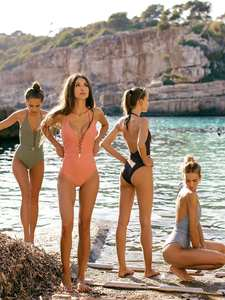 One-Piece Swimsuit F...