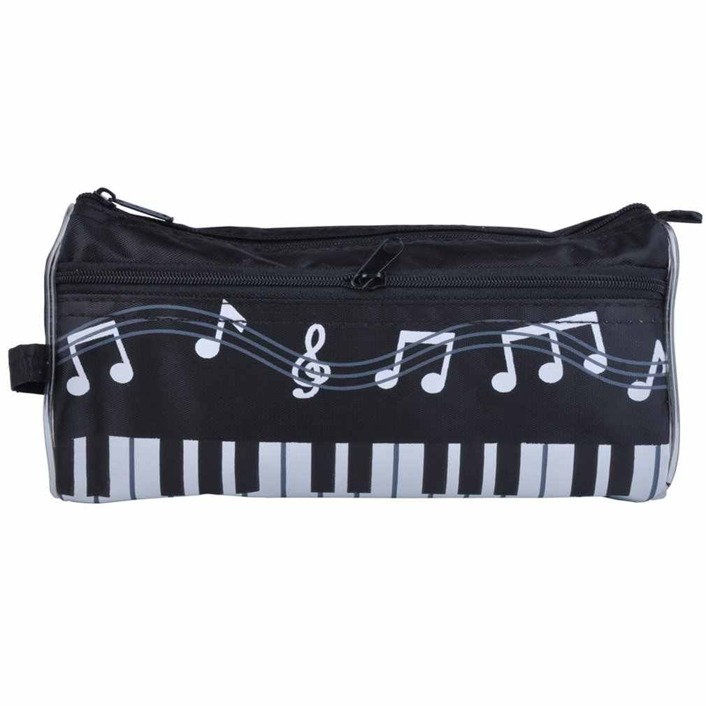 Piano Keyboard Pen Bag Multi-function Student Stationery Box Cartoon Pencil Case