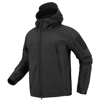 Winter TAD Tactical Softshell Camouflage Jacket Men Shark Skin Army Camo Windbreaker Waterproof Hunting Clothes Military Jackets 2