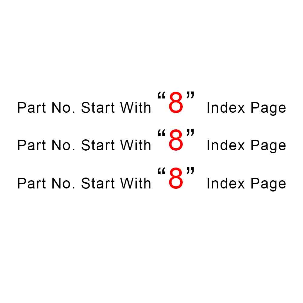 Start With 8 Index Page