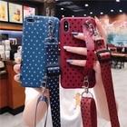 Polka Dots Phone Cas...