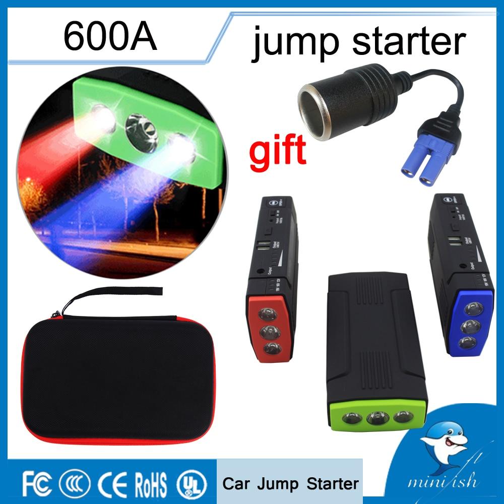 Акция, многофункциональное портативное аварийное зарядное устройство, автомобильное пусковое устройство, 68000 мА/ч, 600А, зарядное устройство...