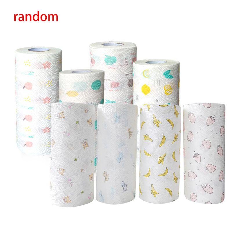 1 Rolls Toilet Paper No Fluorescent Agent Soft Stronge 3-Ply Sheets Bath Tissue
