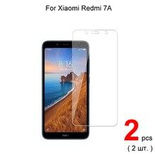 สำหรับXiaomi Redmi 7A Redmi7a Premium 2.5D 0.26mmกระจกนิรภัยป้องกันหน้าจอสำหรับXiaomi Redmi 7Aป้องกัน