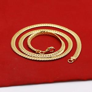 Image 4 - 100% solide 925 en argent sterling torsadé singapour chaîne 22 pouces 6mm pour femmes et hommes nouveau gros bricolage Long collier homme bijoux