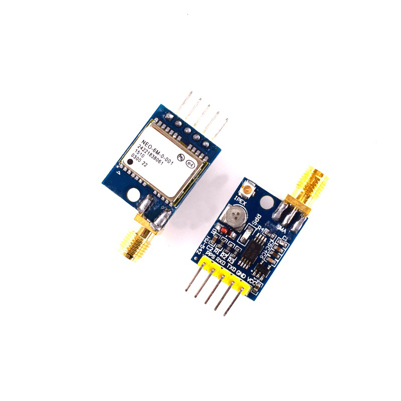 Double Sided NEO-6M GPS Mini Module Satellite Positioning Microcontroller SCM MCU Development Board For Arduino