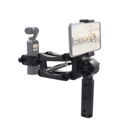 Damping Stabilizer,Flexible 4Th Axis Stabilizer Handle Grip Arm for Dji Osmo Pocket Accessories Kit