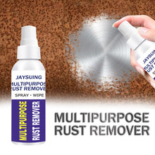 50ML Rust Converter Auto Wash Anti Corrosive Spray Paint For Cars Leathering Nozzle Windows  Wheel Rust Remover