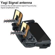 Усилитель антенны YAGI для Mavic Mini Mavic 2 pro AIR FIMI X8 SE 2020 пульт дистанционного управления усилитель Сигнала Антенна аксессуар диапазона