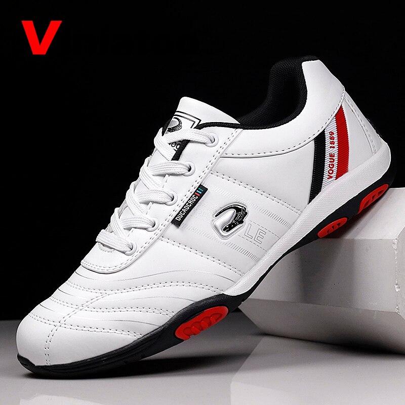Nuevos Hombres Zapatos De Peso Ligero Zapatos Para Caminar Al Aire Libre Calidad PU Zapatillas Para Caminar Y Correr Tamaño 38-45 Calzado Deportivo