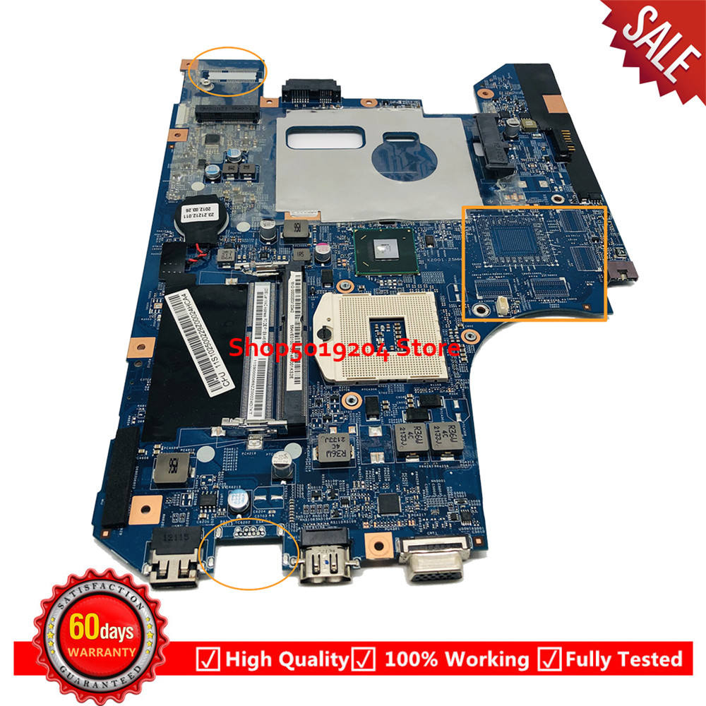 For <font><b>Lenovo</b></font> B570 <font><b>B570E</b></font> Z570 V570 Laptop <font><b>motherboard</b></font> 10290-2 48.4PA01.021 LZ57 MB mainboard image
