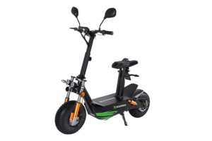New Electric Scooters For Adults 3000W lithium battery 60/20AH lead acid EEC standard+14 inch Foldable Electric Vehicle Scooters