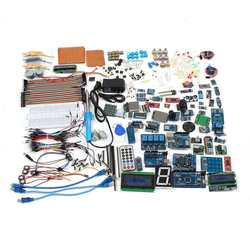 Новый UNO Мега полный супер стартовый модуль для Arduino для начинающих