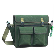 Storage-Bag Electrician-Tool One-Shoulder-Kit Canvas-Kit Multifunctional Large-Capacity