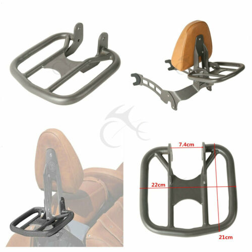 Devoted Motorcycle Sissy Bar Luggage Rack For Indian Scout 2015-2020 Scout Sixty 2016-2020 Yet Not Vulgar