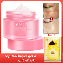 EFERO Face Whitening Freckle Cream Repair Acne Spot Face Cream Brightening Skin Remove Dark Spot Melanin Moisturizing Face Cream цена 2017
