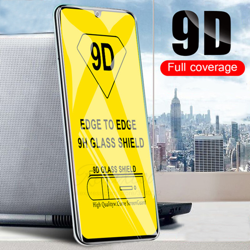 9D Curved Full Tempered Glass For Xiaomi Mi A3 A 3 Screen Protector Glas On The For Xiaomi Xiomi Mia3 Mi A3 Lite Protective Film