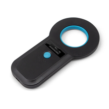 Handheld Protable Pet Chip Reader Scanner Animal Microchip Recognition Reader