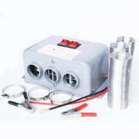 12V/24V Car Air Heater Automobile Engine High Power Heating Machine For Interior Thawing Car Start Car Glass Fog Defrosting