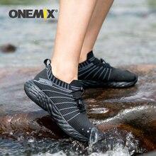 Onemix/Женская обувь на плоской подошве; Кроссовки; Водонепроницаемая