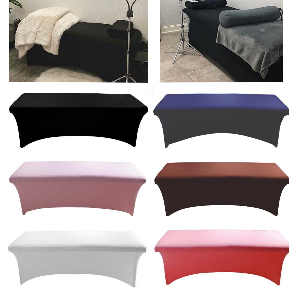 Feuilles de couverture de lit de Cils élastiques feuille de Table de Cils inférieure extensible spéciale pour Salon de maquillage de lit d'extension de Cils professionnel