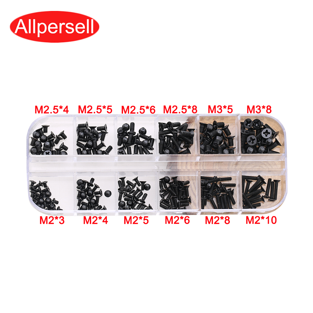 Laptop screws for Lenovo HP Dell Samsung ASUS Acer MSI Toshiba Sony and other shell screws