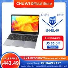 CHUWI HeroBook Plus 15,6 zoll Laptop LPDDR4X 12GB 256G SSD Intel Celeron J4125 Quad Core Windows 10 NoteBook RJ45