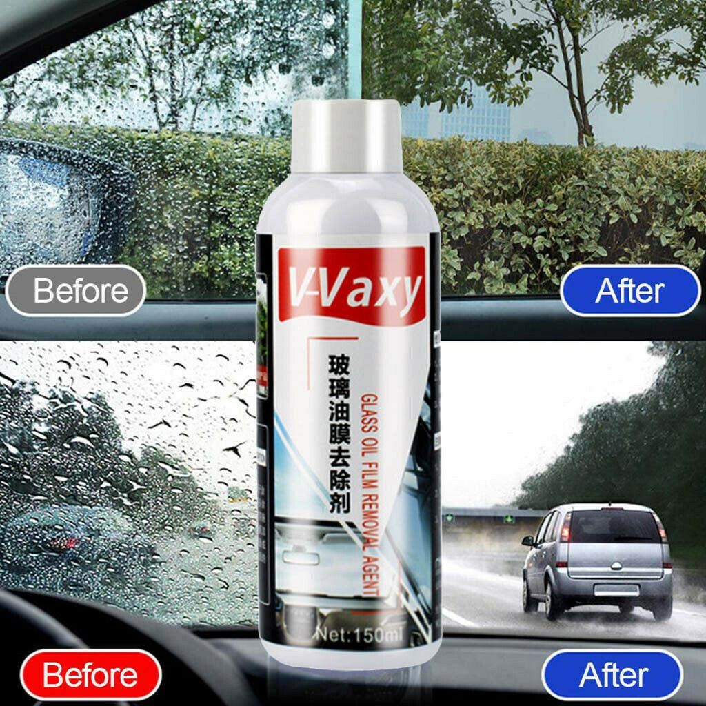 150ML V-VAXY Car Windshields Ceramic Glass Coating 9H Hardness Rainproof Agent Remover Car Accessories TSLM1