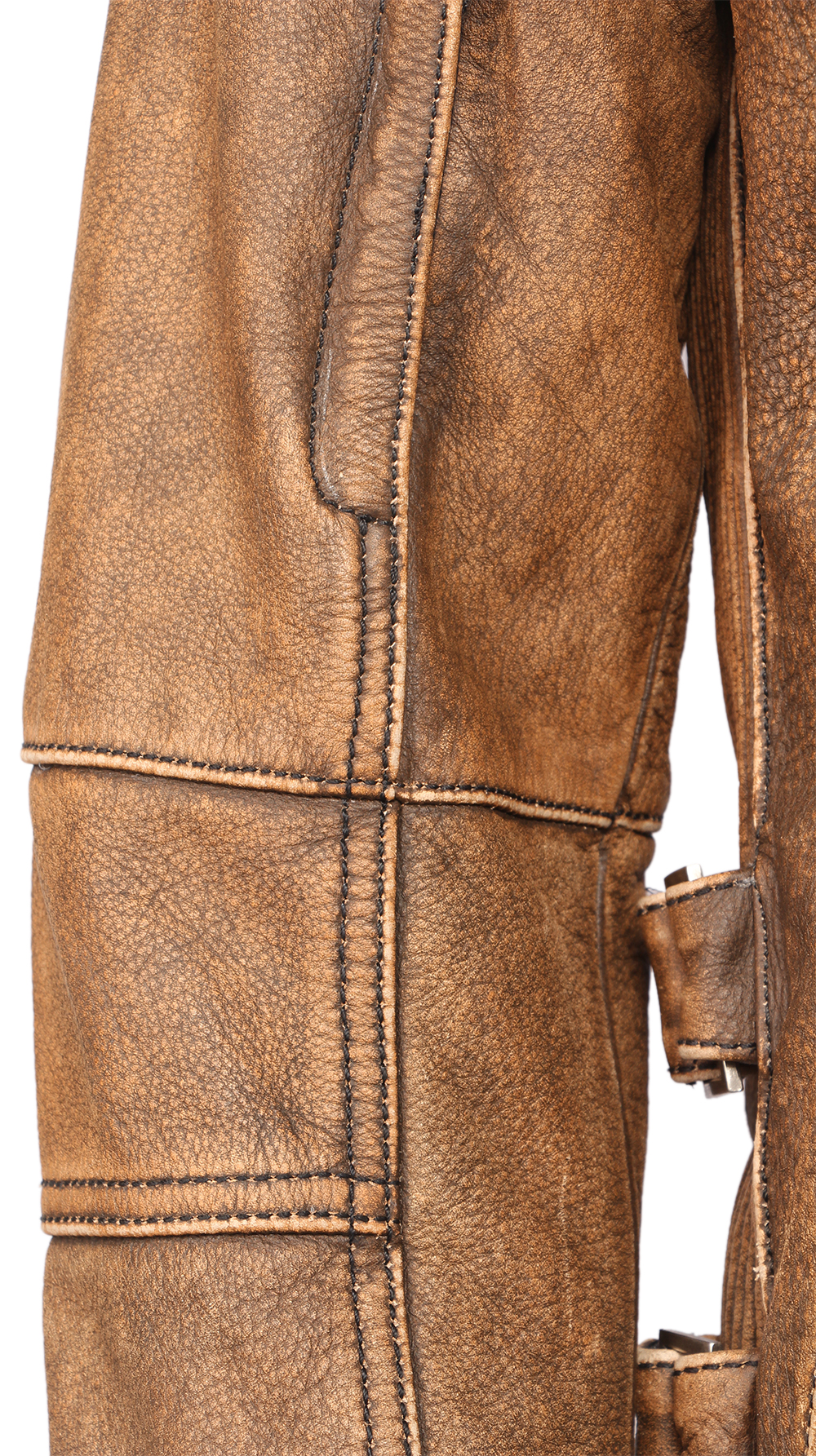 H4670b5e63241459f9cd0d025b02b0e93V Vintage Motorcycle Jacket Slim Fit Thick Men Leather Jacket 100% Cowhide Moto Biker Jacket Man Leather Coat Winter Warm M455