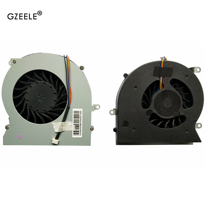 N292 New MSI GT72 2QD 2QE GT72 6QD 6QE Cooling Fan PABD19735BM