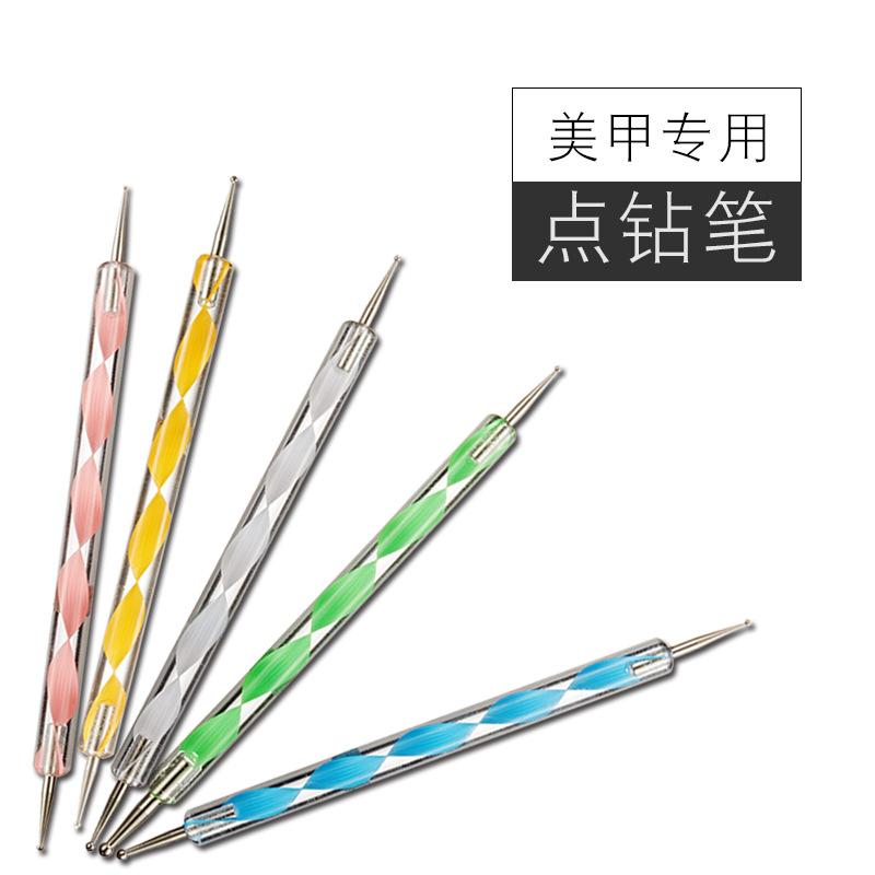 5 шт. карандаш для карандашей, самоклеящиеся стразы, сверлильные камни, Набор насадок, инструменты, сделай сам, салон, Нейл-арт