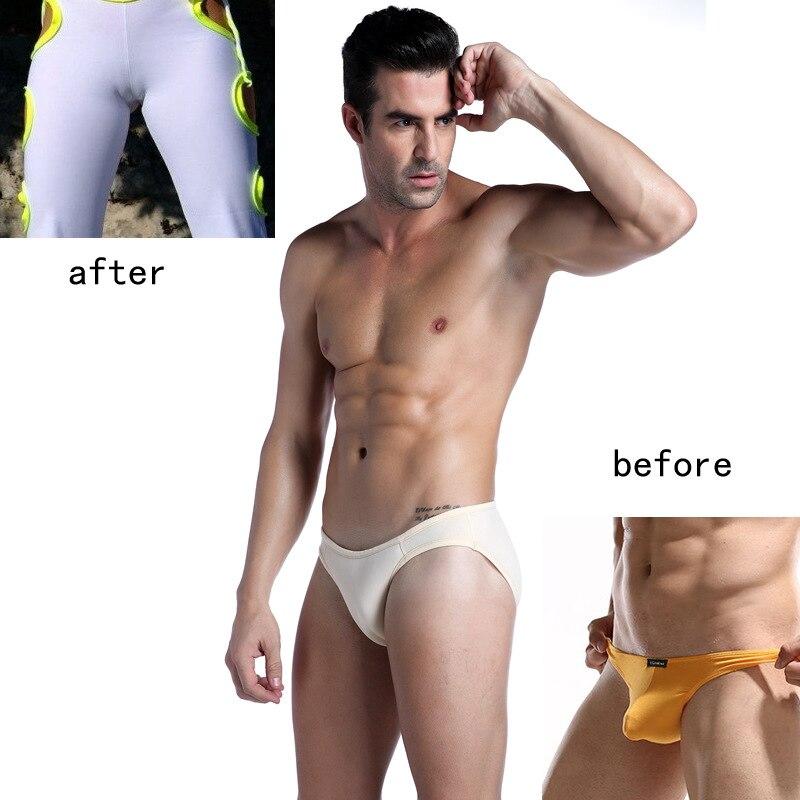 Realistic Vagina Panties Crossdresser Transvestite Panties Inserts Fake Vagina Panty For Drag Queen Underwear Shemale Hide JJ
