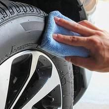8 adet yumuşak mikrofiber havlu ClothCar cila aplikatörü ped cilalama süngeri oto araba bakımı yıkama temizleme sünger blok balmumu sünger