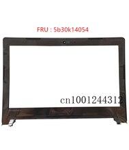 New laptop lcd front bezel cover for lenovo IdeaPad 300-14 300-14IBR 300-14ISK 5b30k14054 black