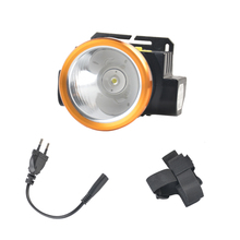 High-power 45W headlights outdoor riding fishing portable LED headlamp adventure climbing mountain rechargeable camping lights