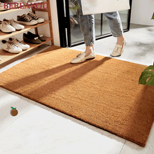 New Rugs Coconut Palm Silk Home Wear-resistant Anti-slip Floor Mats Bedroom Doormat Carpets For Living room Kitchen Rug tapis