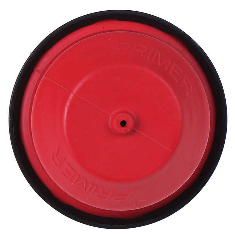 Hot koop Transparante Brandstofpomp Carburateur olie bubble Primer Lamp voor Kettingzagen Trimmer Bosmaaier Clear Eradicator tool