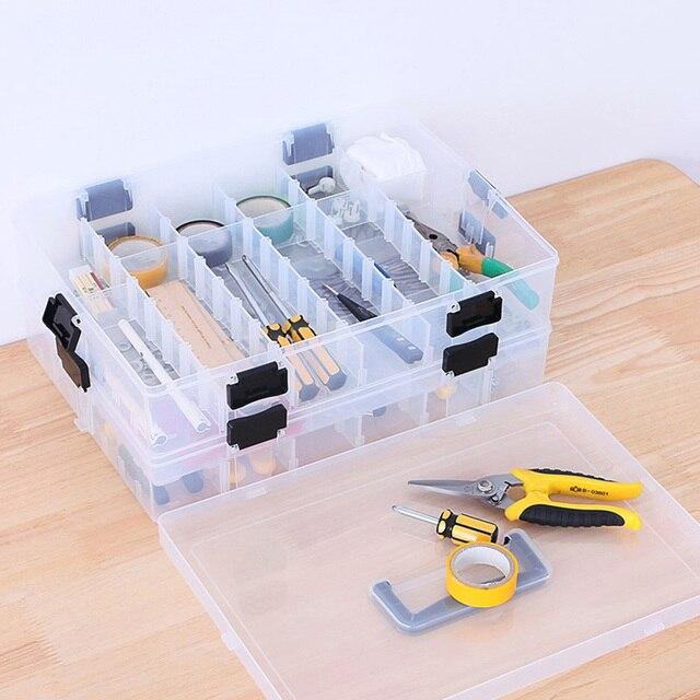Multi-Layer Building Blocks Lego Large Capacity Storage Case  4