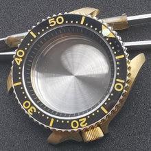 Heimdallr винтажный skx007 Бронзовый аналогичный сапфировый