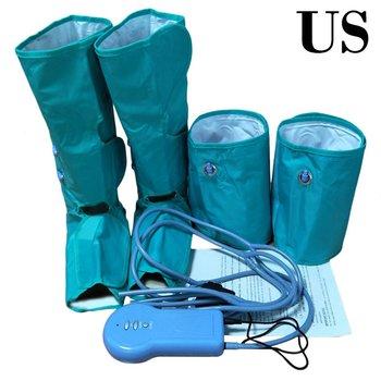 Circulation Leg Wraps Foot Calf Massager Massage Air Pressure Compression Ankle Air Compression Leg Massager