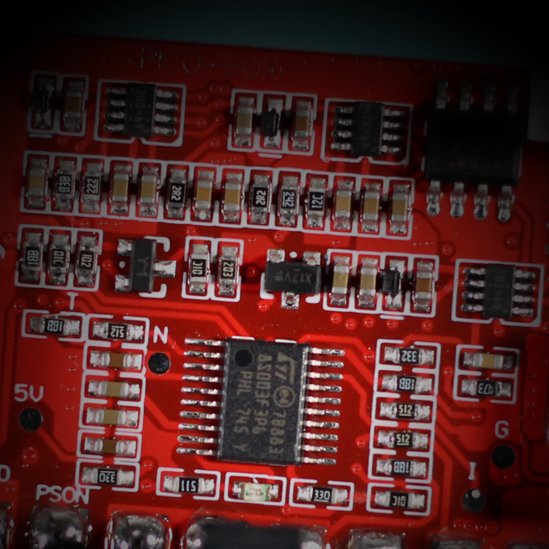Широкий напряжение 19 в блок питания DC-ATX модуль постоянного тока Z3-ATX-180W немой обновление для Mini ITX NAS