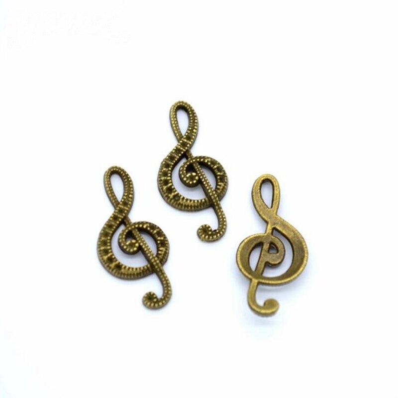 Violinschlüssel Charms 2