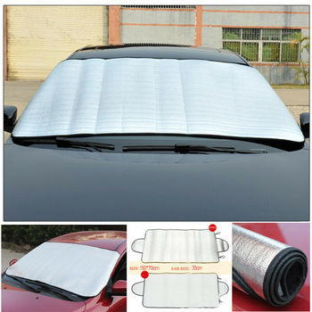 WINDSCREEN COVER Magnetic Car Window Screen Frost Ice Snow Dust Protector US image