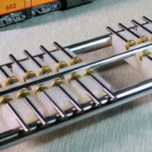 One Set Scale 1:160 Model Bearing Train Running Machine Track N Special Trial With dedicated cable  Hot-selling