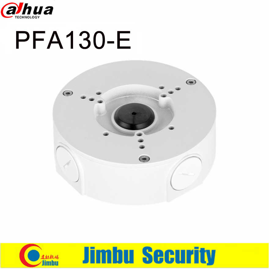 Dahua PFA130-E Water-Proof Junction Box Nette & Geïntegreerde Ontwerp Aluminium IP66 Junction Box Camera Bracket