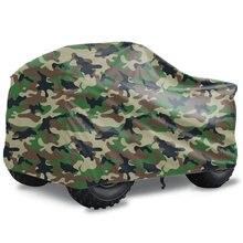 Камуфляжные Чехлы для квадроциклов мотоциклов водонепроницаемые