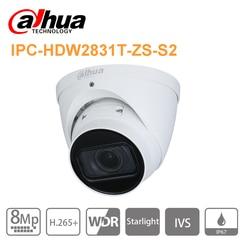 Dahua Originale IPC-HDW2831T-ZS 8MP 4K 5X Zoom Vari-Focale Poe Slot per Schede Sd H.265 + 40M Ir ivs IP67 Starlight Bulbo Oculare Macchina Fotografica Del Ip