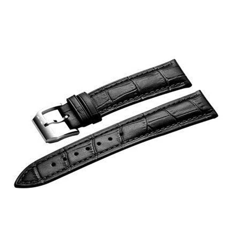 22mm kayış GUANQIN orijinal izle siyah kahverengi Guanqin 16036