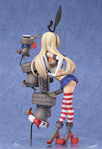 Image 5 - Anime Shimakaze Kantai Collection KanKore 1/8 Scale PVC Action Figure CHN Ver. Japanese Anime