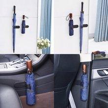 Auto Paraplu Haak Multi Houder Hanger Auto Kofferbak Montagebeugel Handdoek Haak Voor Paraplu Opknoping Haak Auto Organizer